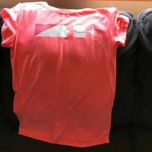 Under armour women's XS T-shirt.